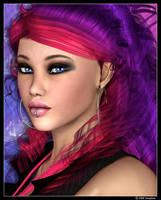 Pink II by vexiphne