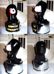 Darth Snoopy by paulinone