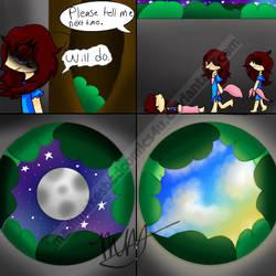 Kizzy's Adventure Page 20 by MadiMakesBadComics4U