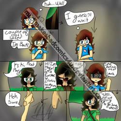 Kizzy's Adventure Page 22 by MadiMakesBadComics4U