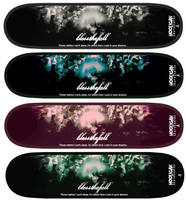 deck 9 variations by daniacdesign