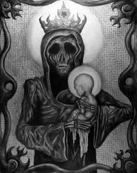 The Dark Icon by ColourBlindPencil
