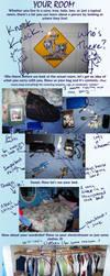Room Meme by gure-okami