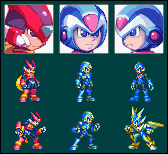 Rockman X - RMZ by Pixelated-Dude