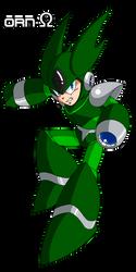 Mega Man - Rhythm by Pixelated-Dude