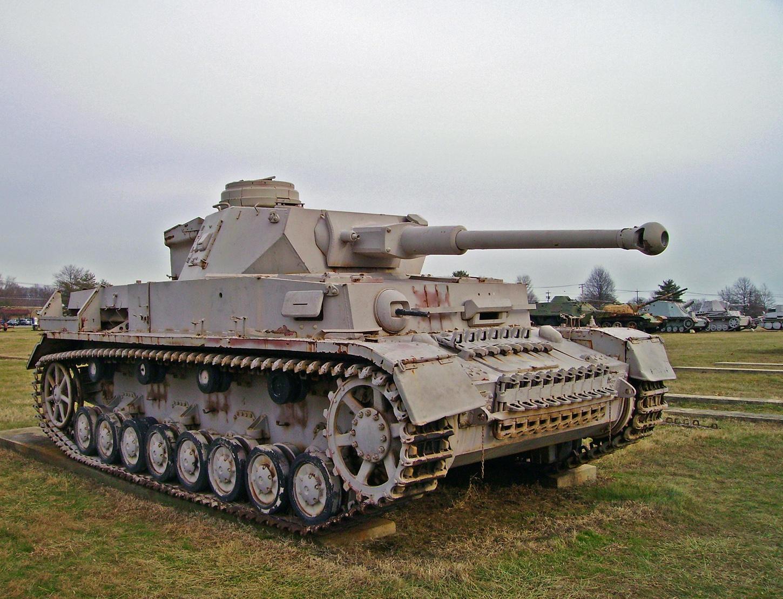 Panzer IV Ausf. G by DarkWizard83