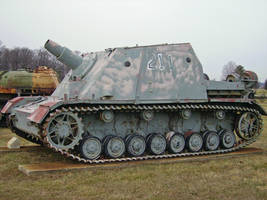 Sturmpanzer IV 'Brummbar' by DarkWizard83