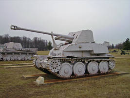 Panzerjager 38t 'Marder III' by DarkWizard83