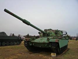 Chieftain Main Battle Tank by DarkWizard83