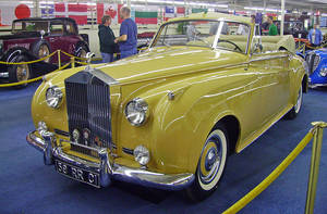 Rolls-Royce Silver Cloud by DarkWizard83