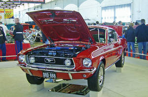 '68 Stang by DarkWizard83