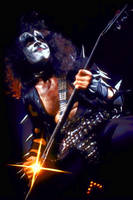 Gene Simmons 1975 by petnick