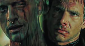 Blade Runner 1982 by petnick
