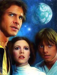 Star Wars Legends never die !! by petnick