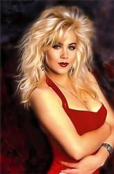 Kelly Bundy by Christina Applegate by petnick