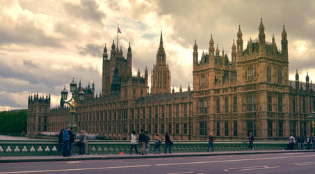 Parliament by Myarine