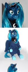 Princess Luna Doll by Merionic