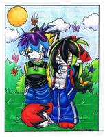 A Sunny Day Together by Britno