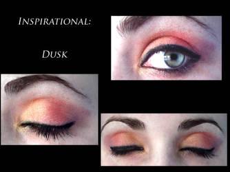 Inspirational: Dusk by karenmitsukai