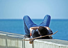 Life on a break by fallen-angel-24
