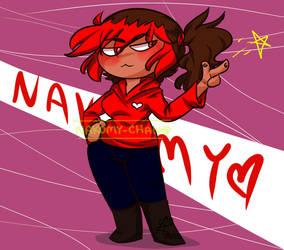 KO style: NAKOMY! by Nakomy-Chan