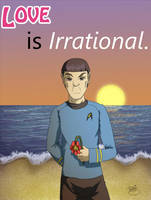 Love is Irrational by Kento517