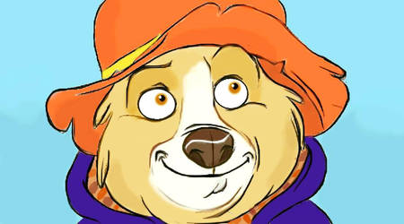 Paddington by clevercartoon-er