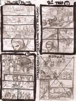 Ghost Rider Layoutz by ALIENTECHNOLOGY2MARS