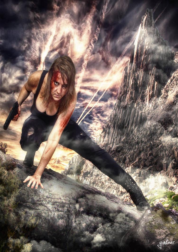 Revenge by yunkaerphotographic