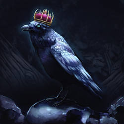 King of Ravens by advexdesign