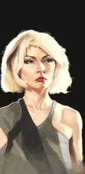 Legendary Blondie by advexdesign