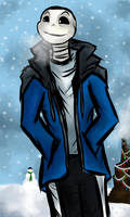 sans (Art trade) by Cassielink