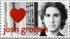 Josh Groban Stamp by AmarieVeanne