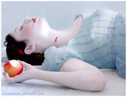 Drink her snow white blood... by AmarieVeanne