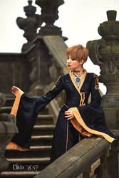 GOT : Cersei Lannister Cosplay by elsch