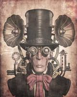 'The Listener' Dr.Streiber by ZephyrChef