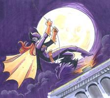 Batgirl for Scott by DivaLea