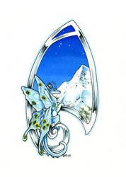 Ice Mountain Mini by Hbruton