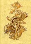 Ginko Dragon by Hbruton