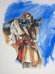 Horse Lord by Hbruton