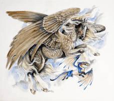 Flight Companions by Hbruton