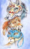 Predator Masquerade by Hbruton
