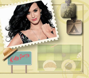 Katy Perry Scrap by jayeshomg