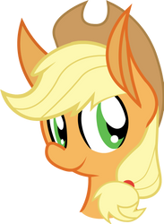 Applejack Avatar by Tridashie