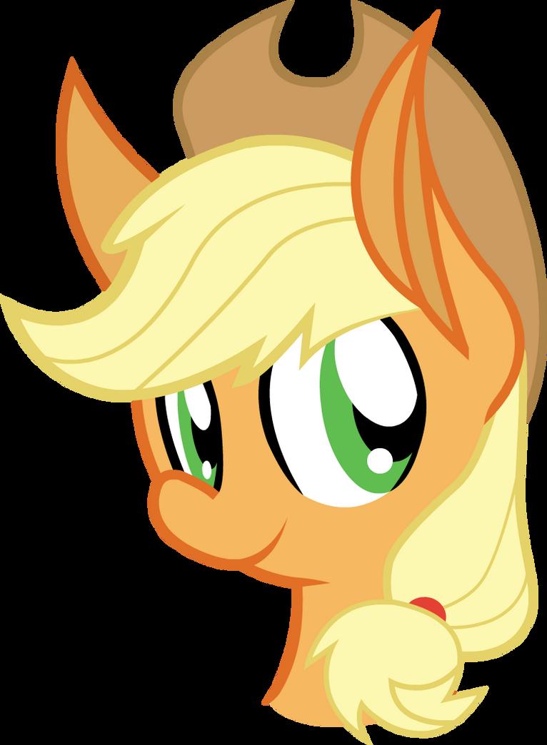 Applejack Avatar by Tridashie