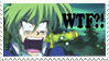 Joey WTF stamp by ZorctheDemented