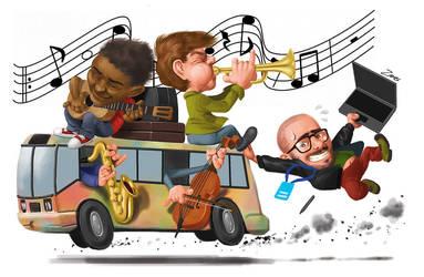 BUS Musical by ZambiCXS