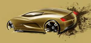 random sketch by carlexdesign