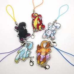 MythSticks Charms NOW AVAILABLE (Back) by TheFluffehGryphon