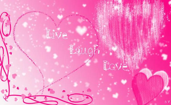 Live Love Laugh Wallpaper By Tennis2207 On Deviantart